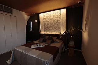 港北インター住宅公園テクノストラクチャーの主寝室